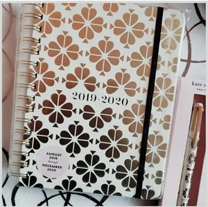 Kate Spade 2020 17 Month Planner
